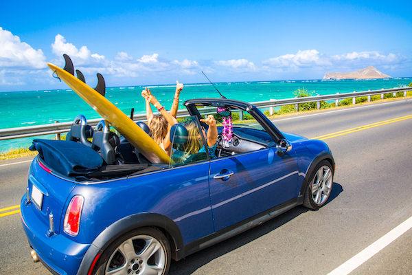 Maui Airport Car Rentals